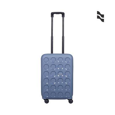LOJEL VITA 拉鍊登機箱22吋-鋼藍色