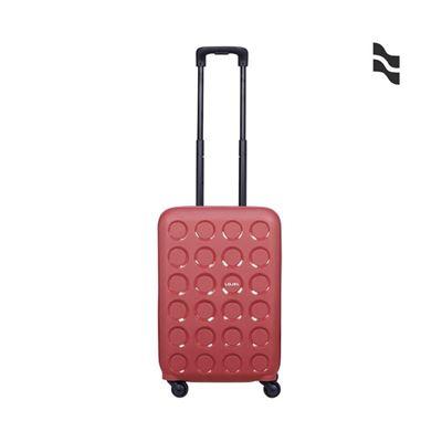 LOJEL VITA 拉鍊登機箱22吋-酒紅色