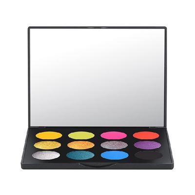 時尚專業12色眼影盤-大藝術家