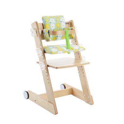 QMOMO兒童成長餐椅組