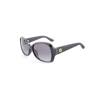 GUCCI灰色漸層時尚太陽眼鏡