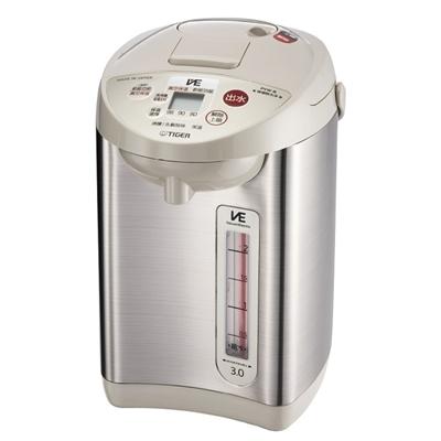 日本製VE真空熱水瓶2.9L(PVW-B30R)