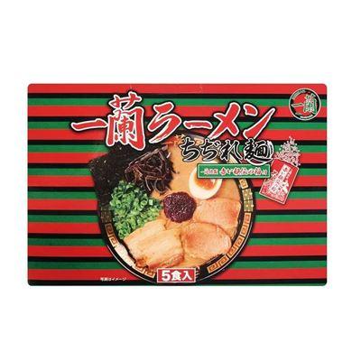 一蘭拉麵捲麵(660g)-339491