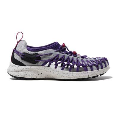 女款UNEEK SNK W編織鞋-紫