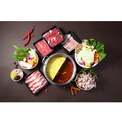 雙人海陸吃到飽和牛套餐(晚餐/假日)