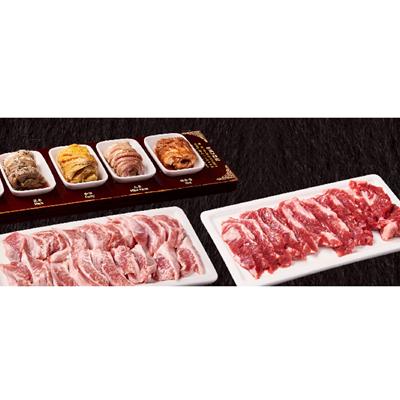 豬牛綜合套餐(適合2-3人享用)