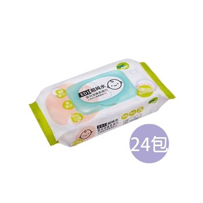 NAC NAC濕紙巾一箱60抽(24包)