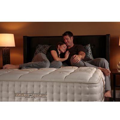 奢華頌經典版獨立筒睡床(152*188cm)