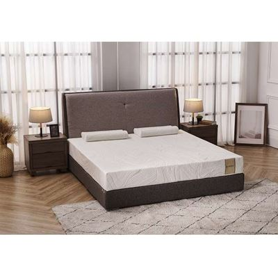 希臘蓋婭量身紓壓床標準雙人20cm贈量身枕一對 保潔墊