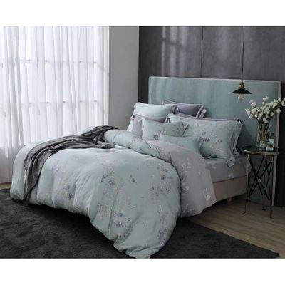 萊賽爾纖維四件式雙人床包組 買1送1