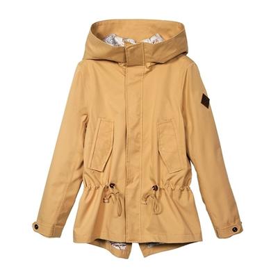 女款旅行風衣外套