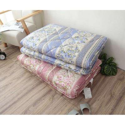 雙層釋壓加厚和室墊(100x210cm) 贈素面純棉墊套