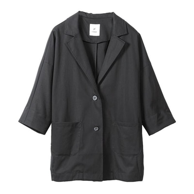 率性透氣西裝外套