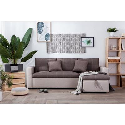 新居品II收納L型沙發