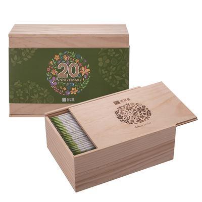 經典賞味茶禮盒(康福茶+朝鮮薊淨化)