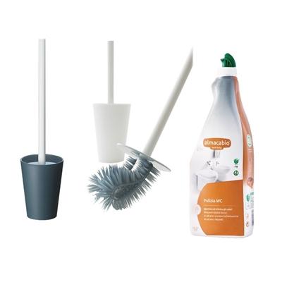 tidy抗菌馬桶刷組+有機馬桶專用清潔劑