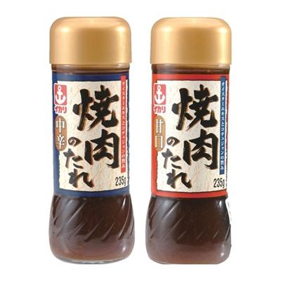 中辛/甘口燒肉醬(235g)
