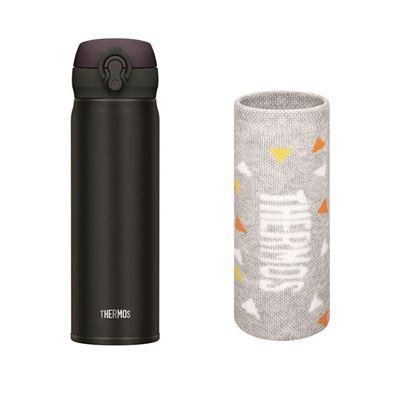 超輕量保溫翻轉瓶500ML(JNL500) 贈保護襪套