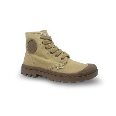 中性款帆布軍靴(共3色)