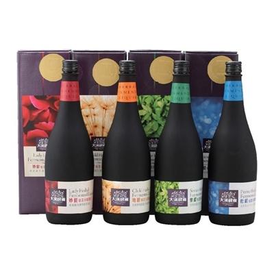 植蔬醱酵液(壯齡/樂齡,720ml) 任選4瓶