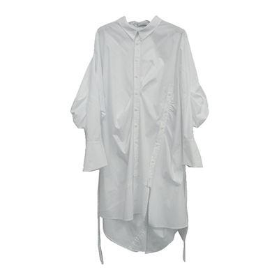 不對稱設計款洋裝