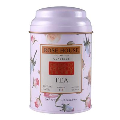英國茶買1送1(玫瑰花瓣茶+至尊芒果綠茶)