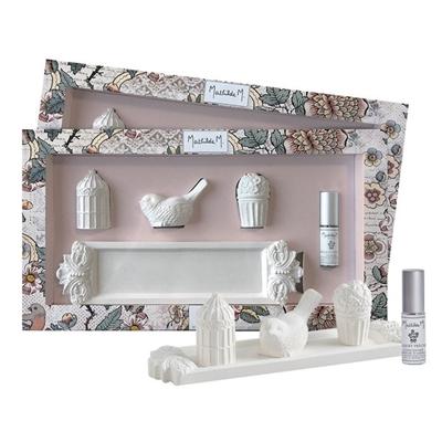 仲夏花園香石香氛禮盒