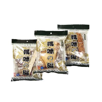 猴頭菇x1+黃金蟲草花膠x2+煲雞湯x2