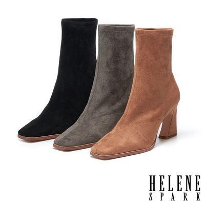 HELENE SPARK 高跟短靴