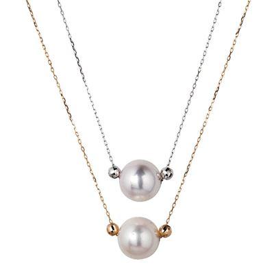 18K金珍珠項鍊