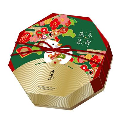 京都歲暮禮盒