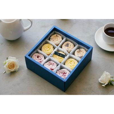 經典九入小塔(伯爵奶茶、玫瑰檸檬、紅寶石莓果)
