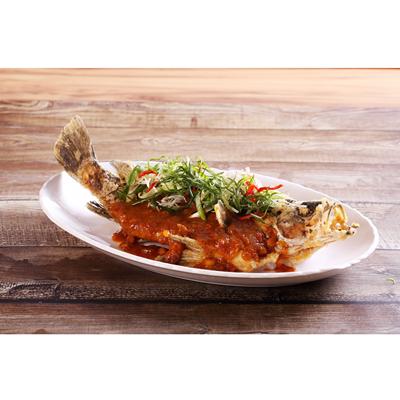 年菜外帶-羅望子香酥魚