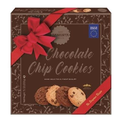 奶油風味餅乾/巧克力豆酥餅(200g)買1送1-95737
