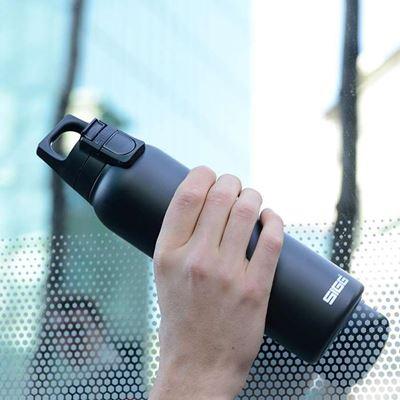 瑞士 H&C 彈蓋不銹鋼保溫瓶 500ml