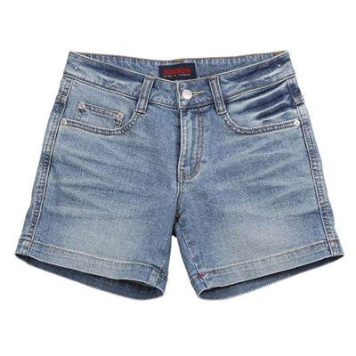 低腰牛仔短褲