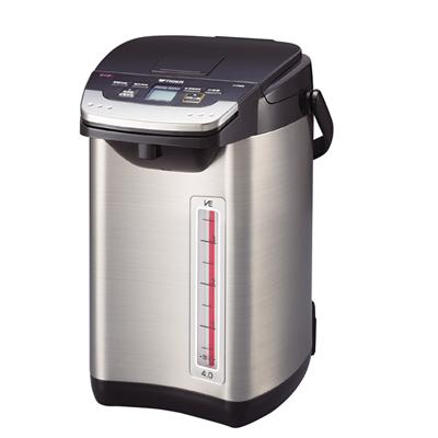 日本製VE真空熱水瓶4L(PIE-A40R) 贈食物保溫罐300ml