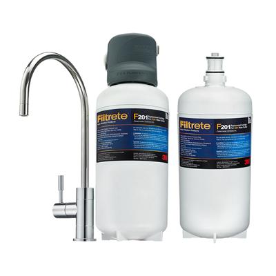 S201超微密淨水器(含濾心1支)贈軟水系統(43cm)+前置PP系統