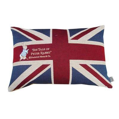 英國旗乳膠靠墊(30x45cm)