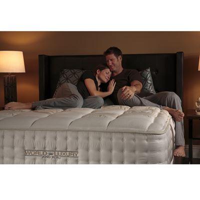 奢華頌-經典版標準雙人床墊(5x6.2尺)