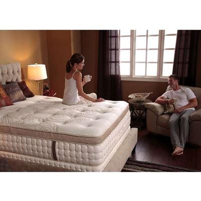 奢華頌-皇家版標準雙人床墊(5X6.2尺)