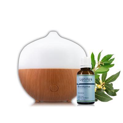 Herbox 水氧機+尤加利精油30ml