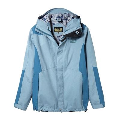 男款Sympatex單件式防風防水透氣外套