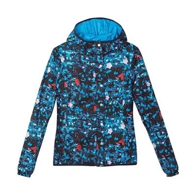 女款雙機能防水抗UV雙面外套