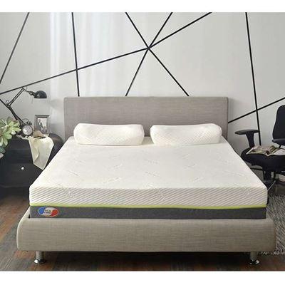 PCM長效調溫標準雙人床墊+TS+型枕1對