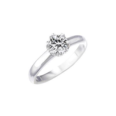 甜蜜永恆鑽石戒指