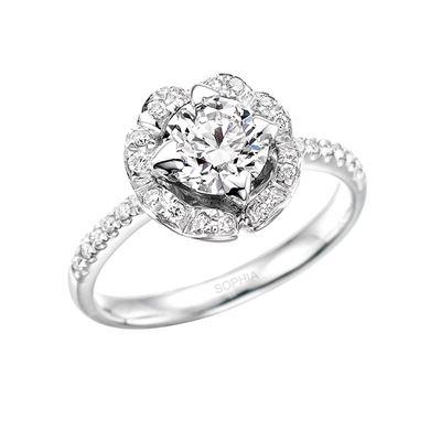 歡慶一克拉鑽石戒指(附GIA證 Dolor)