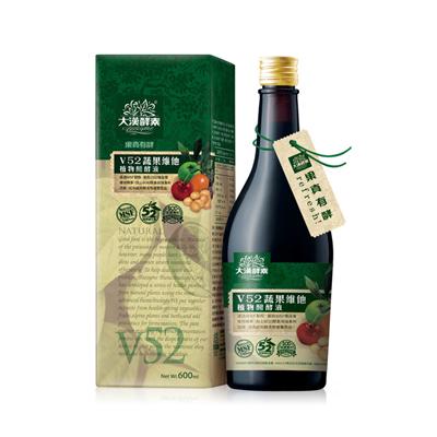 v52蔬果維他植物發酵液 x3瓶