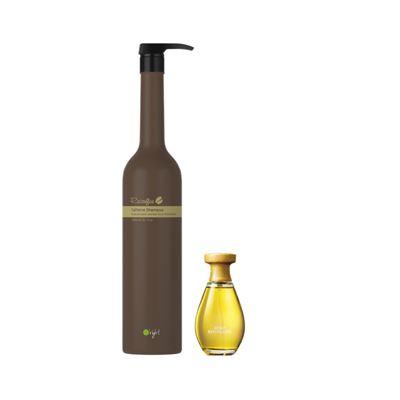 咖啡因養髮液100ml+咖啡因洗髮精1000ml