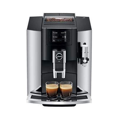 全新E8全彩中文脈衝精萃式咖啡機